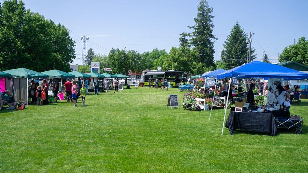 First Saturday Market